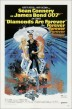 all james bond movies poster diamonds are forever 72x109 James Bond Movies   All 007 Movies In Chronological Order
