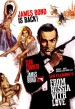 all james bond movies poster from russia with love 75x109 James Bond Movies   All 007 Movies In Chronological Order