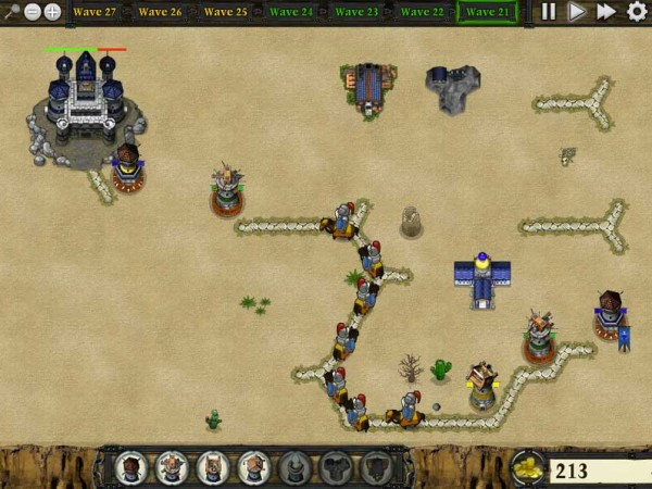 great free tower defense games crush the castle td 600x450 13 Most Awesome Free Tower Defense Games