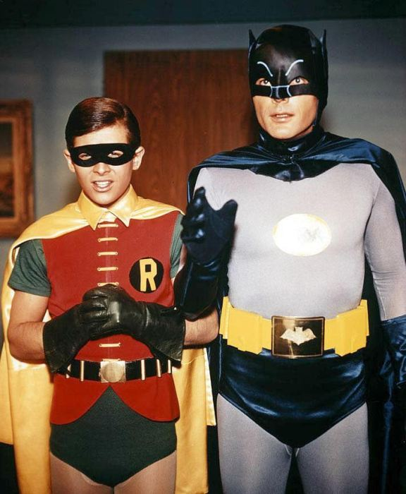 image gallery original batman and robin