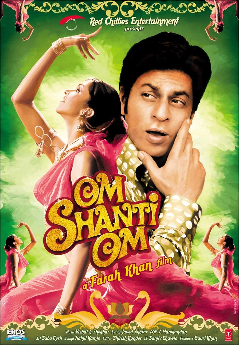 Indian Cinema – Om Shanti Om Paper