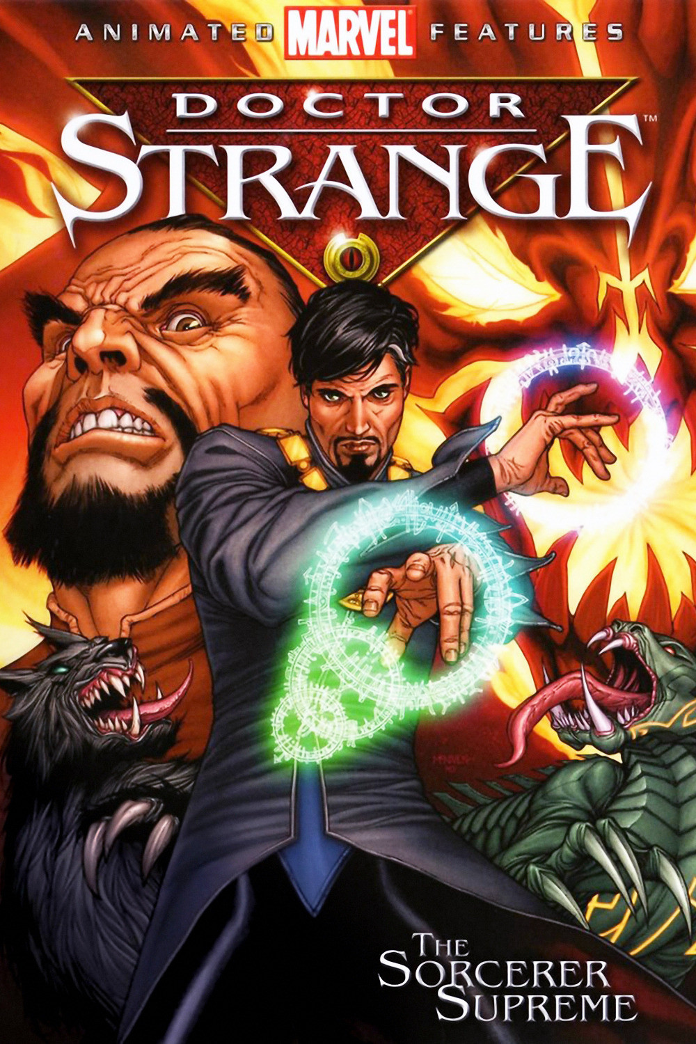 Doctor Strange Movie Full-Length Watch Online