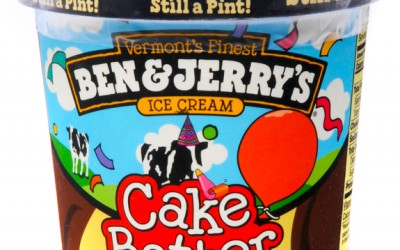 List of all Ben & Jerry's Ice Cream pint flavors