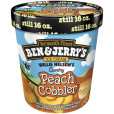 peach-cobbler-all-ben-and-jerrys-flavors-ice-cream