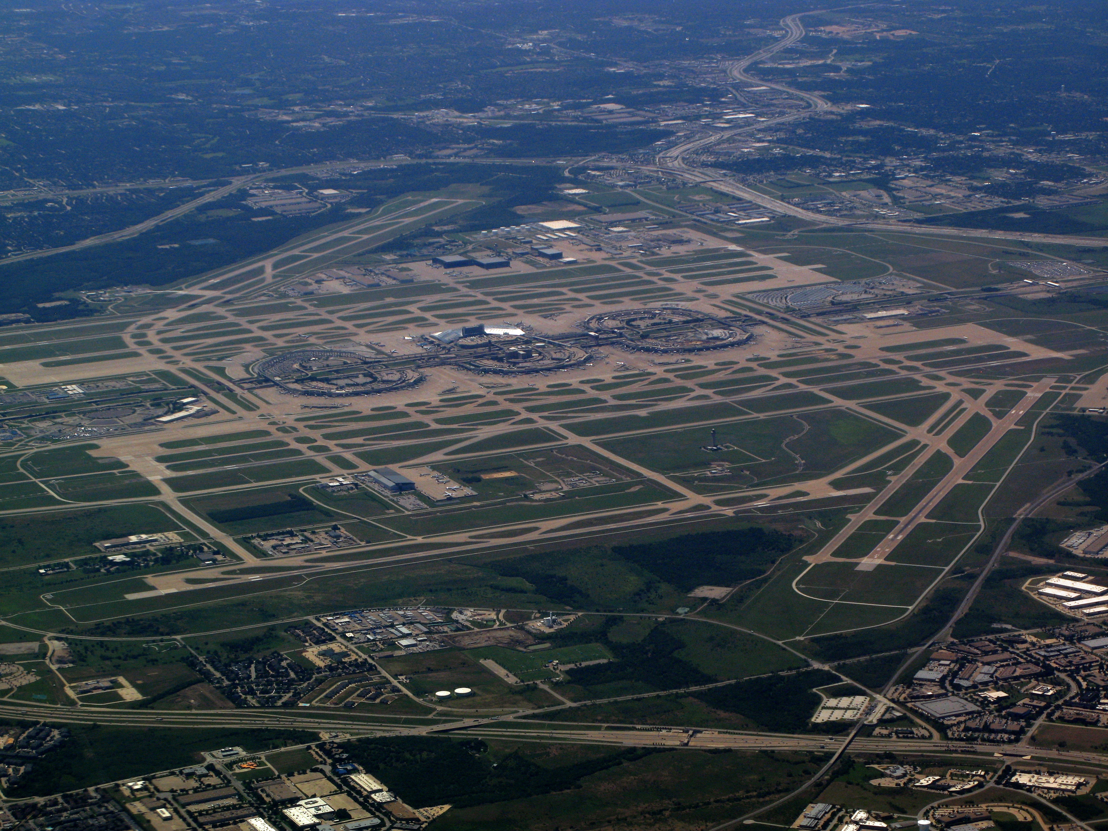 Biggest Airports In Usa Best Airport - Usa airports on map