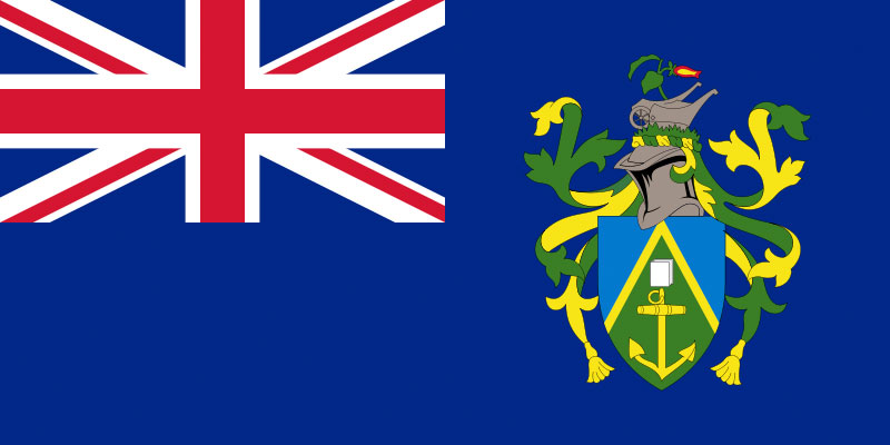 Although the mutineed, they still are a British Overseas Territory.